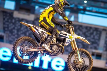 Rockstar Energy Husqvarna Factory Racing rinnova la collaborazione con Rekluse