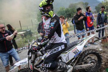 ITALIANO ENDURO UNDER23/SENIOR: DOPPIO TITOLO PER HUSQVARNA MOTORCYCLES
