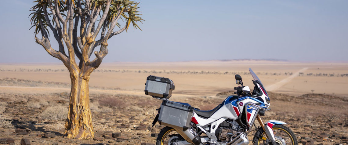 Honda Africa Twin Adventure Pack