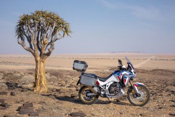 Honda Africa Twin Adventure Pack