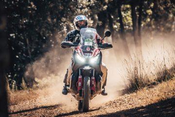 Renato Zocchi Honda X ADV