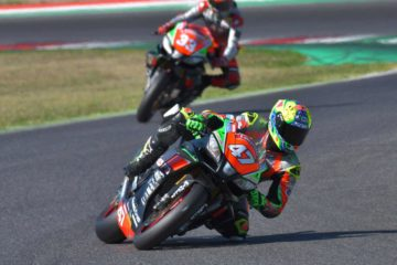 2° posto per Nuova M2 Racing con Savadori in Gara 1 Superbike Campionato Italiano Velocità