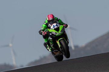 Il Kawasaki Puccetti Racing in pista a Magny-Cours a caccia di altri podi mondiali