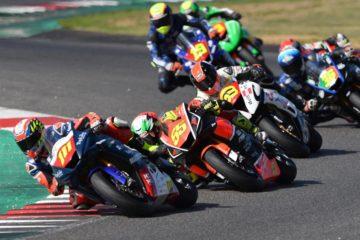 Team Rosso Corsa – Roccoli ad un passo dal podio nella nona gara del CIV SS al Mugello