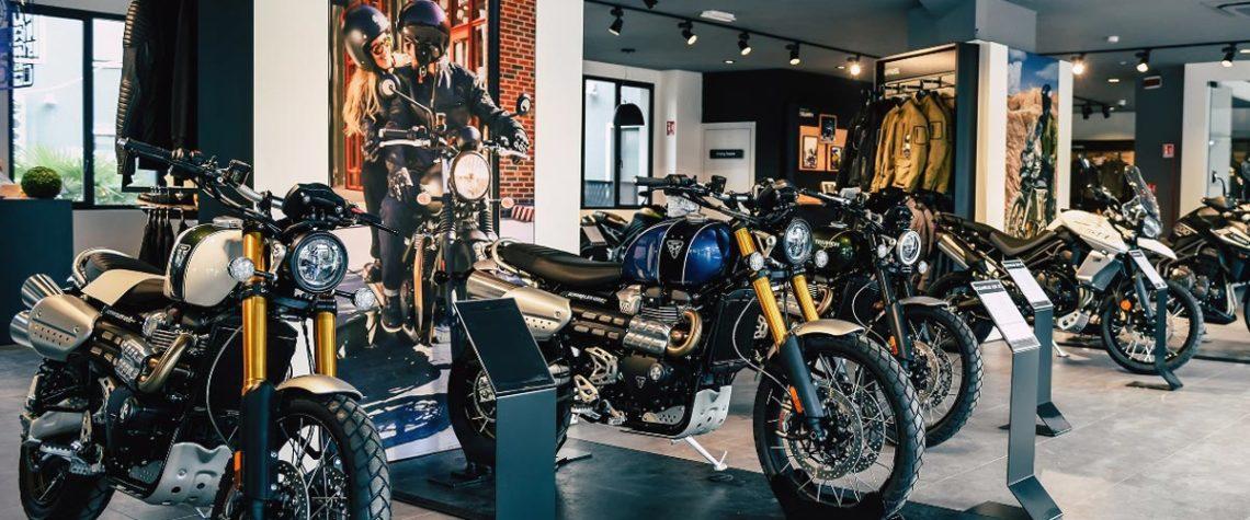 Triumph Store Milano