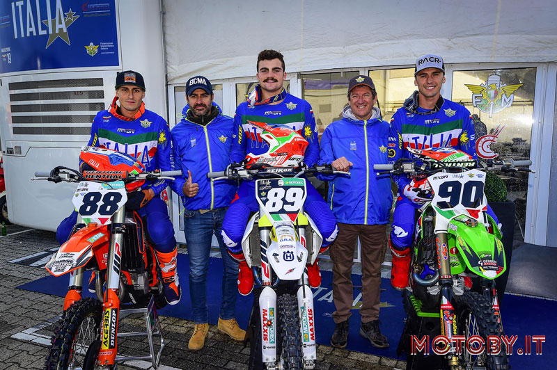 Team Presidente EICMA