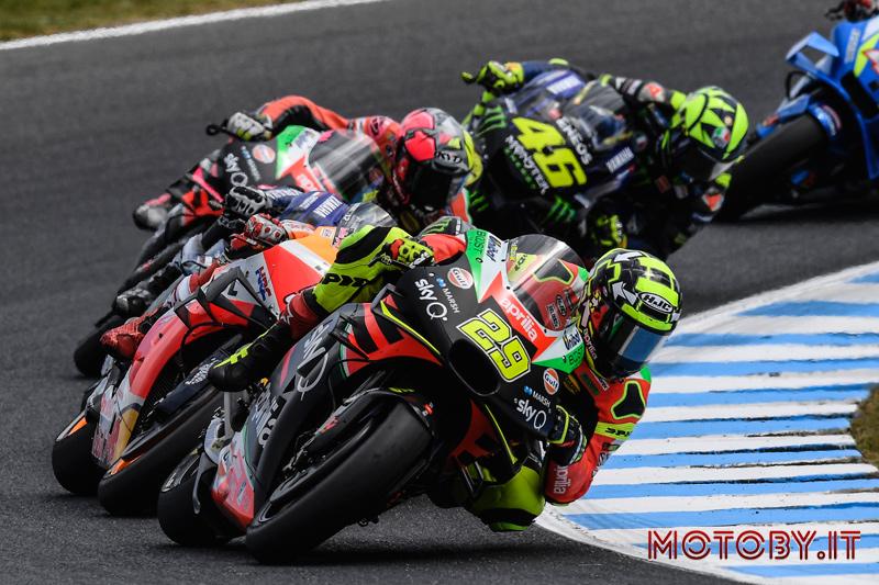 MotoGP Australia - Aprilia - Iannone