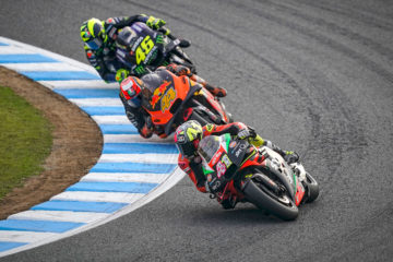 Moto GP Giappone Team Aprilia