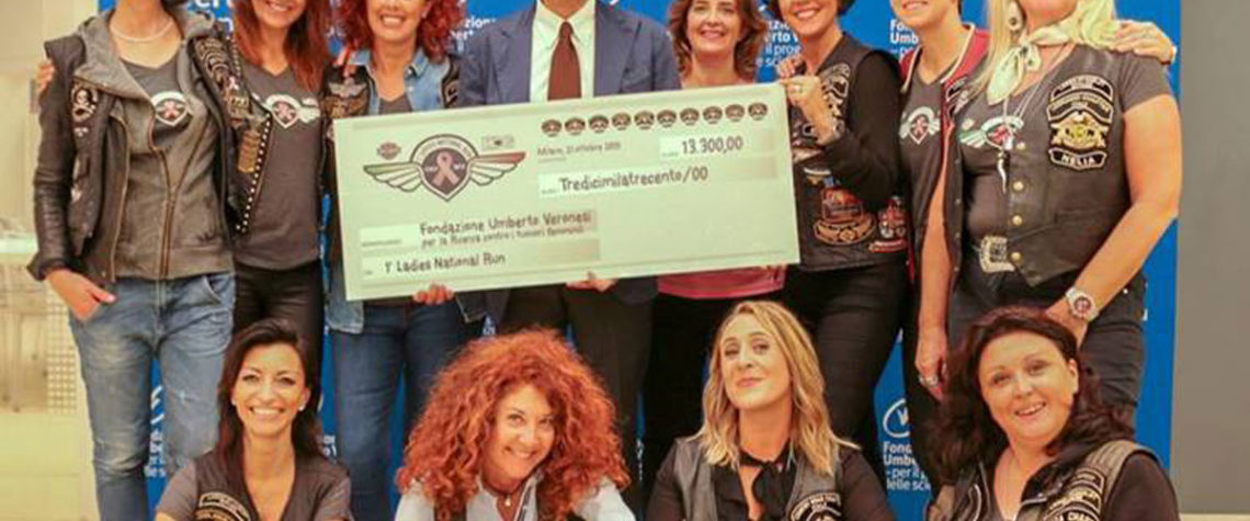 Ladies National Run Harley-Davidson Fondazione Veronesi