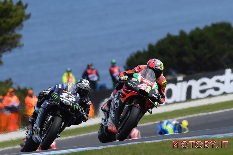 MotoGP Australia - Aprilia