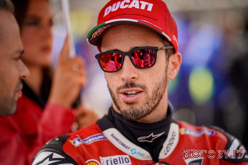 Andrea Dovizioso Moto GP Australia Ducati