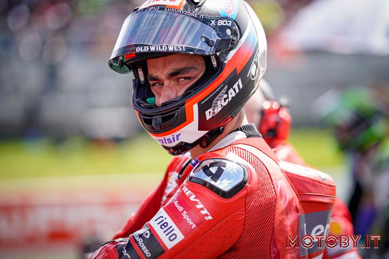 Danilo Petrucci MotoGP Australia Ducati