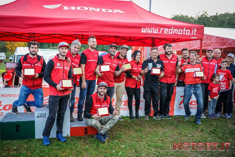 Honda-RedMoto Enduro di Bevera