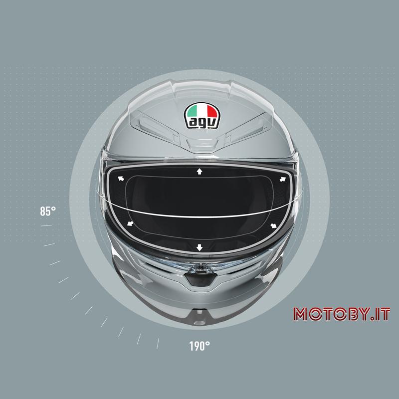 AGV MotoGp K6 casco Ultravision