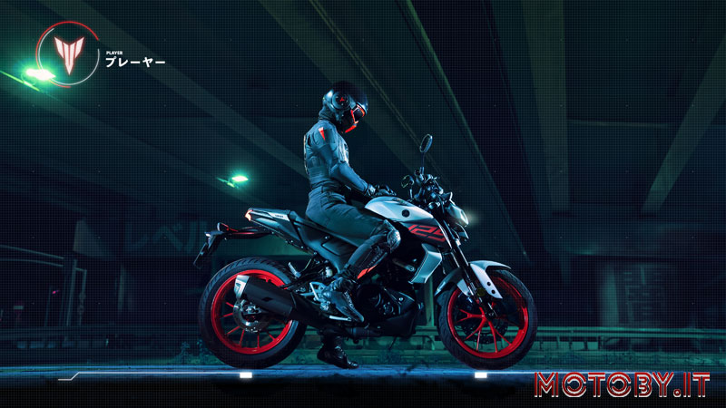 Yamaha Hyper Naked MT-125