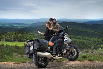 MICHELIN Road 5 GT: lo pneumatico stradale per gli amanti delle moto turistiche