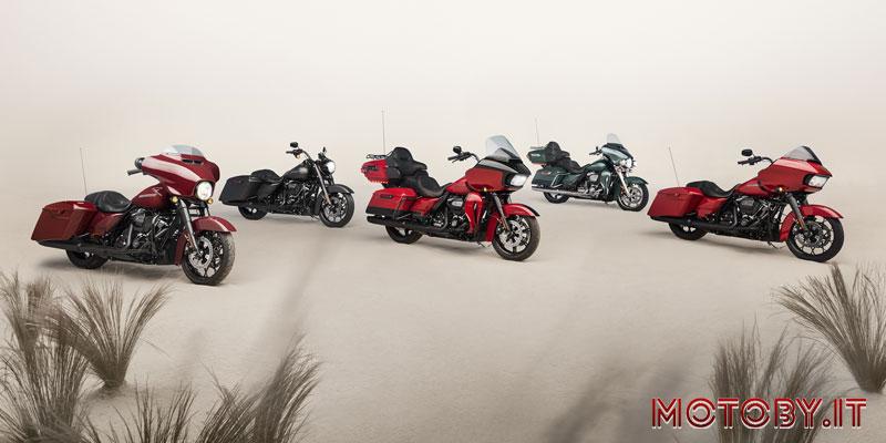 Harley-Davidson Touring EICMA 2019
