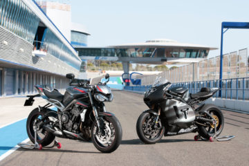 "Nuova Street Triple RS MY20: ""the ultimate performance street"""