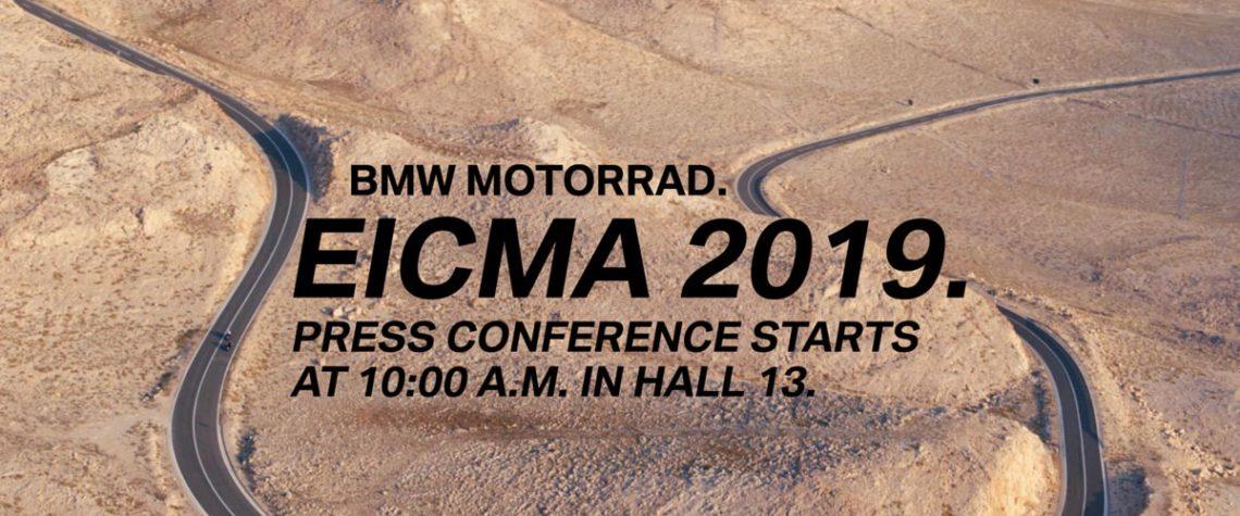 BMW Motorrad EICMA 2019