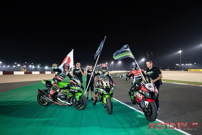 qatar losail circuit Kawasaki