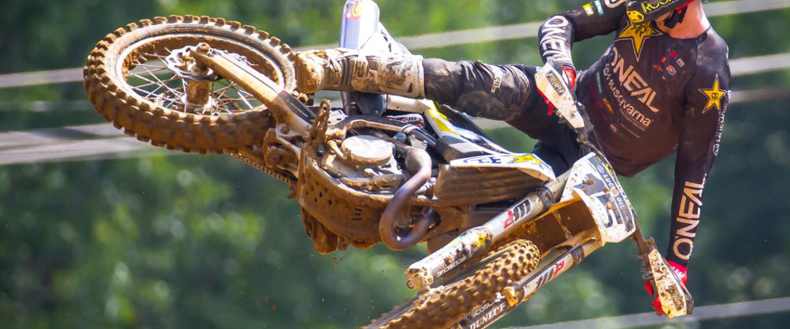 Dean Wilson RockStar Energy Husqvarna Factory Racing