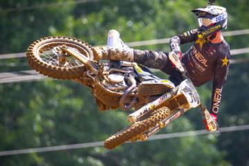 AMA SX: Rockstar Energy Husqvarna Factory Racing prolunga il contratto di Dean Wilson