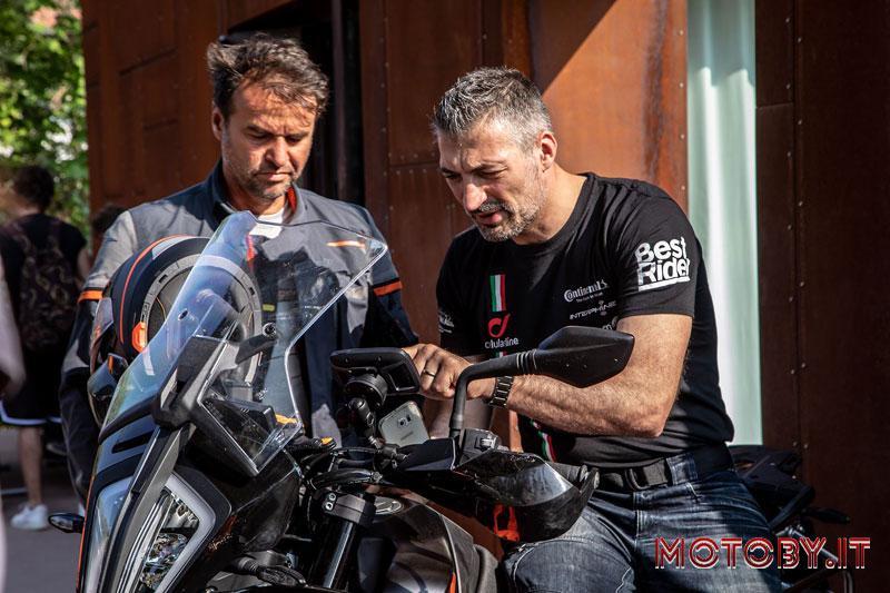 Roberto Ungaro ed Elvis Gardini di Cellularline