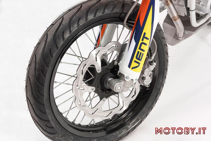 Vent Motociclette a EICMA