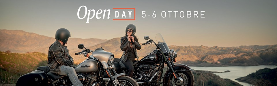 Harley-Davidson Open Days