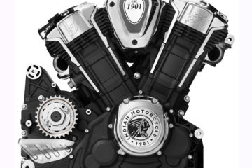 Indian Motorcycle Challenger PowerPlus Engine