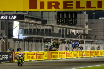 Qatar World SuperBike Pirelli