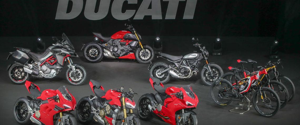 Ducati MY2020
