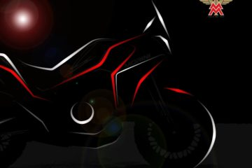 Moto Morini Teaser