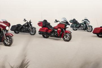 Harley-Davidson Touring EICMA