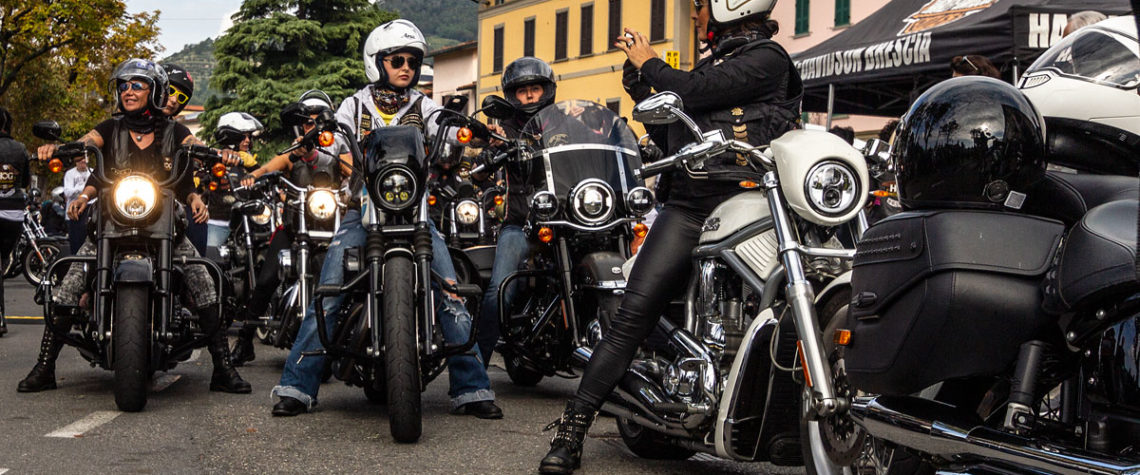 Ladies National Run H-D