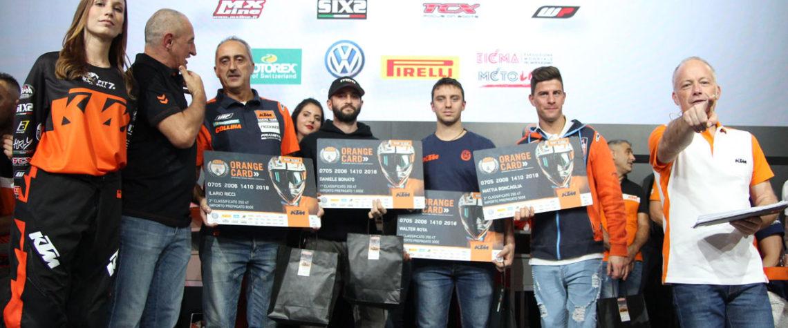 Trofeo Enduro KTM 2019