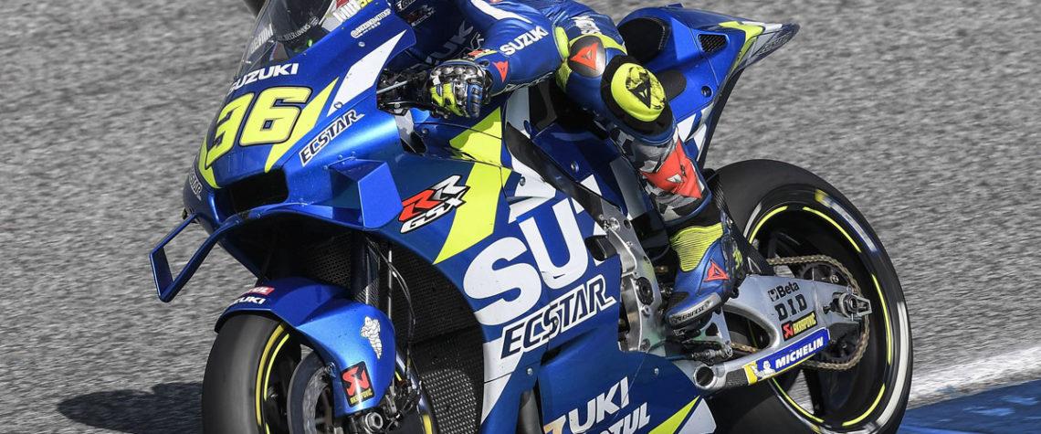 Suzuki Ecstar MotoGP Thailandia