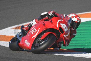 Aprilia Moto GP Valencia