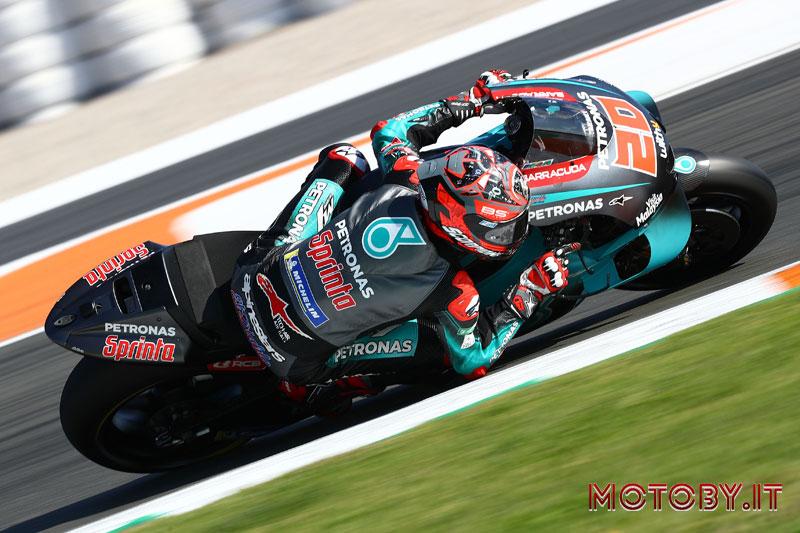 Yamaha Petronas MotoGP 2020
