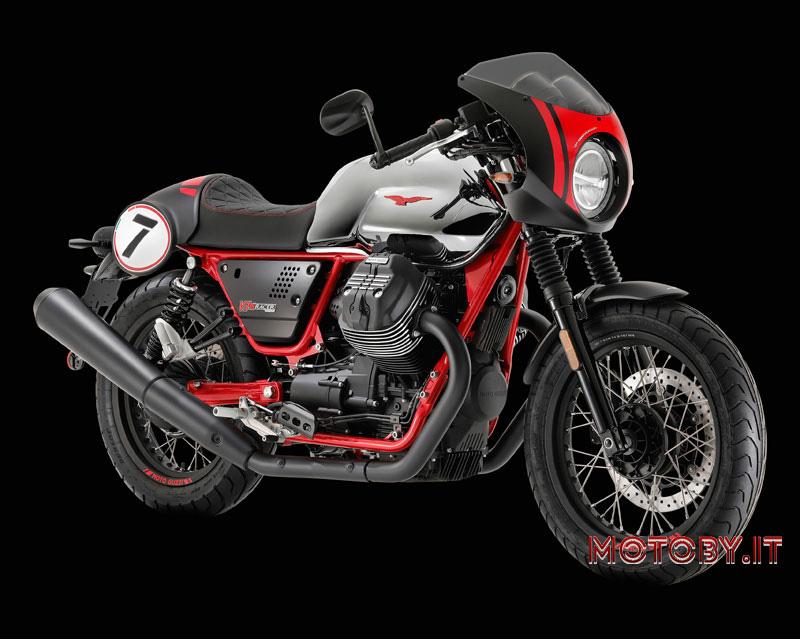 Moto Guzzi V7 III Racer 10 Anniversary