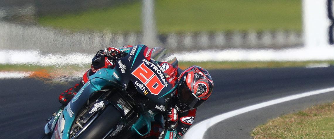 Yamaha Petronas Team MotoGP2020