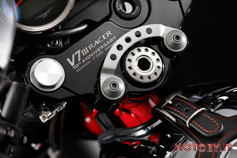 Moto Guzzi V7 III Racer Anniversary