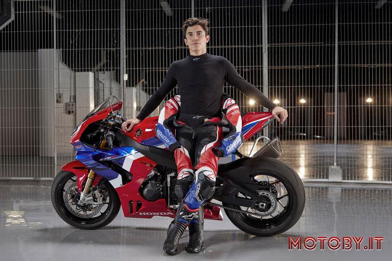 Honda CBR1000RR-R Fireblade SP 2020 Marquez