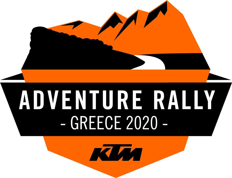 KTM Adventure Rally 2020 Grecia