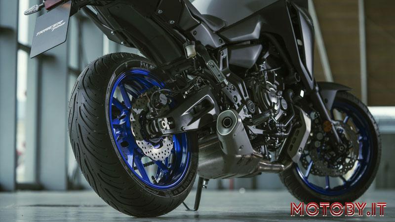 Yamaha Tracer 700 MY2020