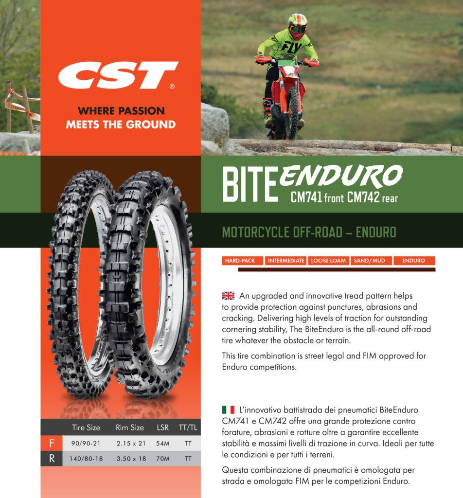 Specifiche pneumatici CST Tires