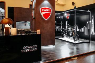 Ducati Diavel 1260 Shangai
