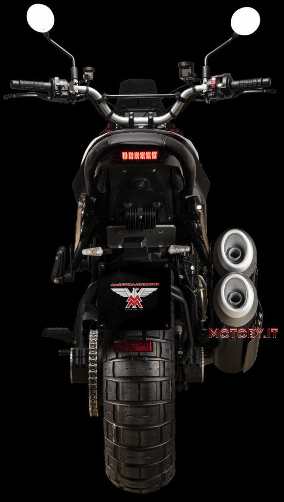 Moto Morini Super Scrambler