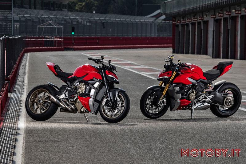 Ducati Streetfighter V4 EICMA