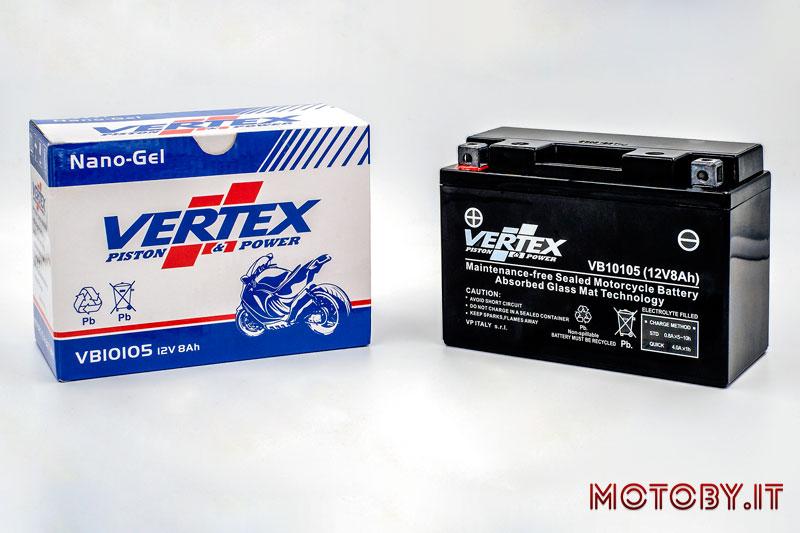 Batterie Vertex